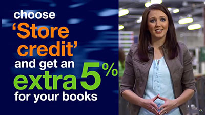 Video: Get the most cash selling textbooks to TextbookRush