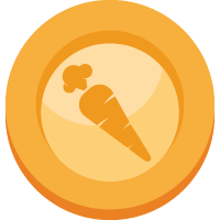 Carrot Coins icon